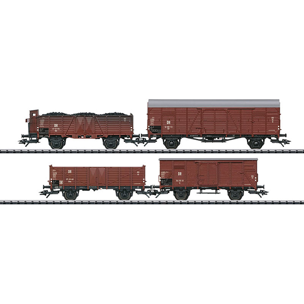 Trix 24128 Freight Car Set