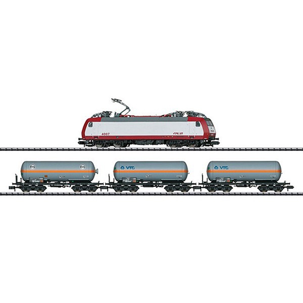 MiniTrix 11144 Freight Train Digital Starter Set