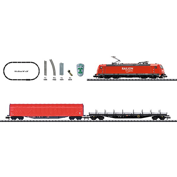 MiniTrix 11145 Freight Train Digital Starter Set