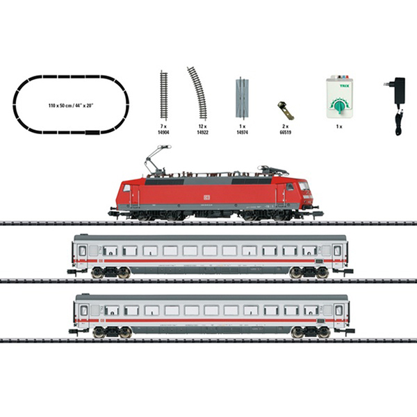 MiniTrix 11150 Intercity Starter Set