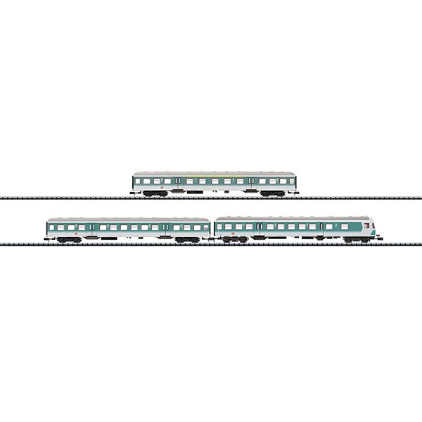 Minitrix 15392 Regional Express Car Set