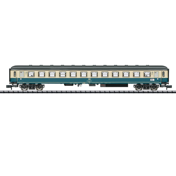 MiniTrix 15461 IC 611 Gutenberg Express Train Passenger Car