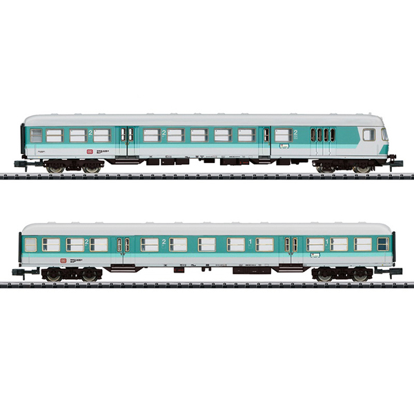 MiniTrix 15467 Passenger Car Set