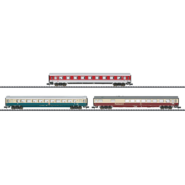 MiniTrix 15682 EC 41 Moliere Passenger Car Set