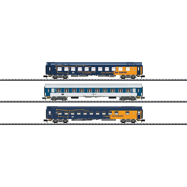 MiniTrix 15737 CD Sleeping Car Set