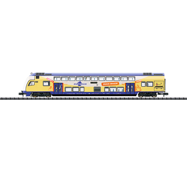 MiniTrix 15944 BiLevel Cab Control Car