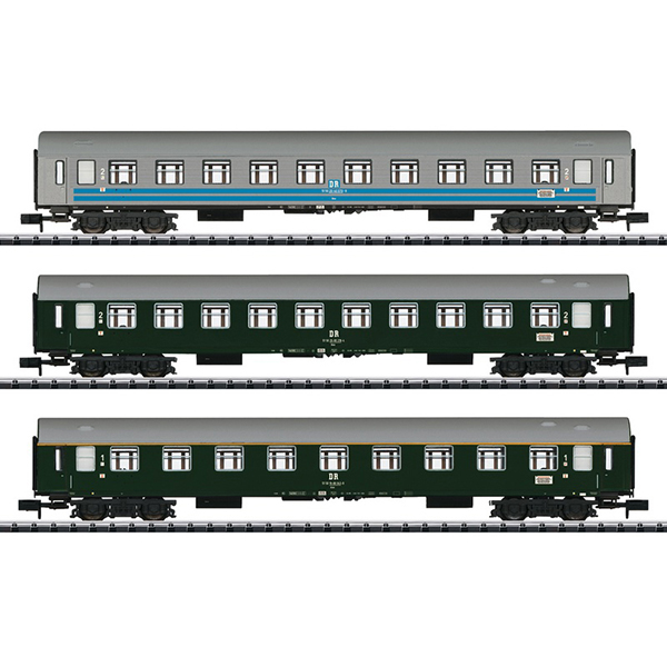 MiniTrix 15995 Baltic-Orient Express Express Train Passenger Car Set