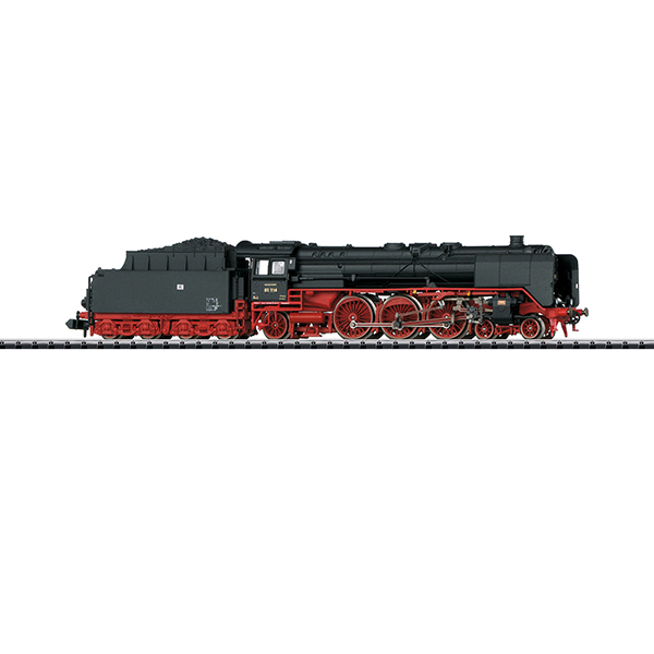 MiniTrix 16011 Steam Locomotive with a Tender