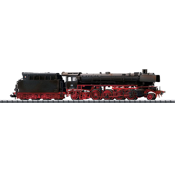 MiniTrix 16412 Freight Locomotive with a Tender