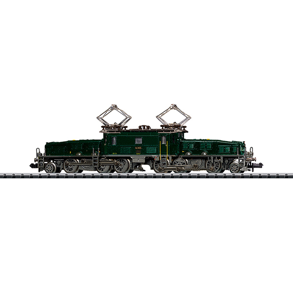 MiniTrix 16681 Crocodile Class Ce 6-8 III Electric Locomotive