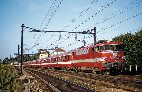 MiniTrix 16691 Class BB 9200 Electric Locomotive