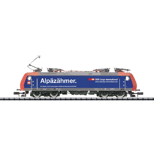 MiniTrix 16903 Class Re 482 Electric Locomotive