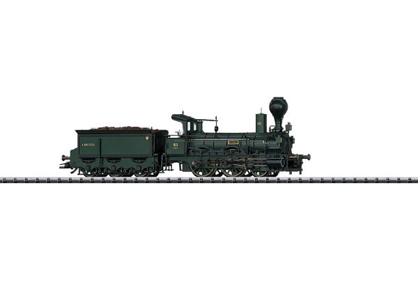 Trix 22251 Royal Bavarian State Railroad K Bay Sts B class B VI old-timer locomotive