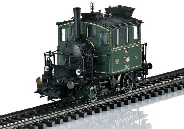 Trix 22721 Class PtL 2-2 Steam Locomotive