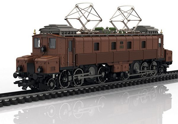 Trix 22968 Class Fc 2x3-4 Electric Locomotive
