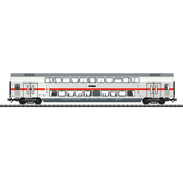 Trix 23249 IC2 BiLevel Intermediate Car 2nd Class