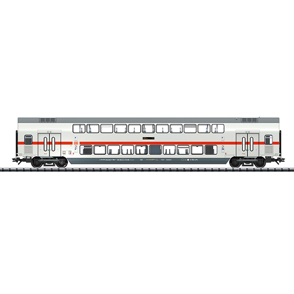 Trix 23252 IC2 BiLevel Intermediate Car 2nd Class