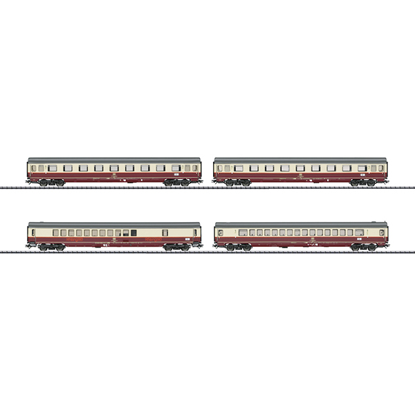 Trix 23485 Offshoot Train Car Set