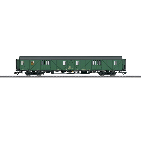 Trix 23496 Type Mdyge 986 Auxiliary Baggage Car