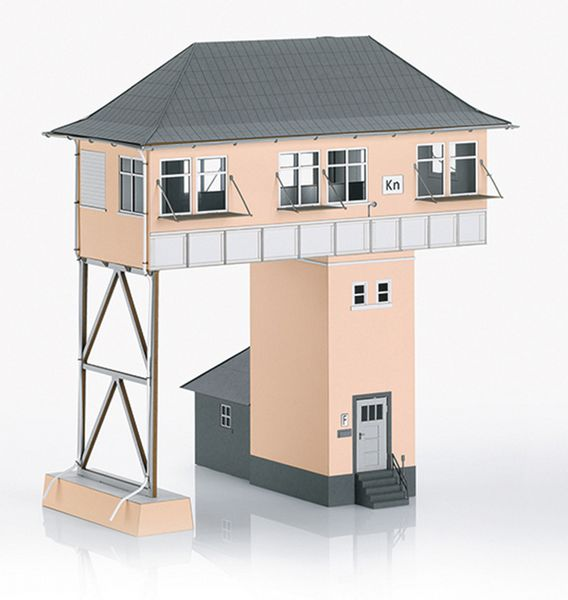 Trix 66327 Building Kit of the Kreuztal Gantry Style Signal Tower