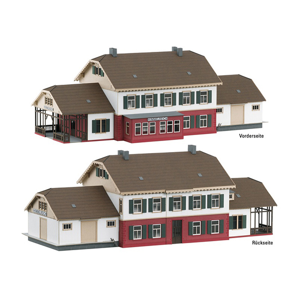 MiniTrix 66337 Himmelreich Station Building Kit