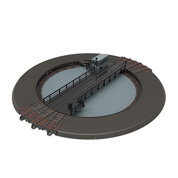Trix 66861 C Track Turntable