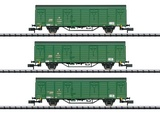 MiniTrix 15312 Mail Train Freight Car Set