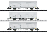 MiniTrix 15316 Refrigerated Train Freight Car Set