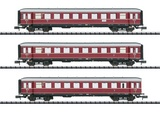 MiniTrix 15405 The Red Bamberg Cars Car Set 1