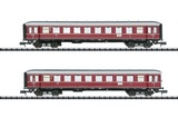 MiniTrix 15406 The Red Bamberg Cars Car Set 2