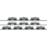 Minitrix 15414 Clorine car set of 10 cars