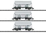 MiniTrix 15511 Side Dump Car Freight Car Set