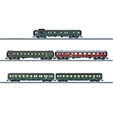 MiniTrix 15680 D 182 Express Train Car Set
