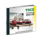 MiniTrix 17191 CD-Rom Catalog for 2007-2008