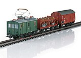 Trix 21194 Train Set with the Class ET 194 Freight Powered Rail Car