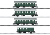 Trix 23456 Passenger Car Set with a Cab Control Car