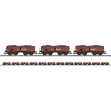 Trix 24120 Erz Id Hopper Car Set