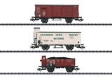 Trix 24148 Freight Car Set for the T 3