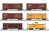 Trix 24914 Freight Car Set