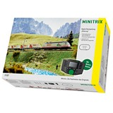 MiniTrix 11157 Freight Train Digital Starter Set