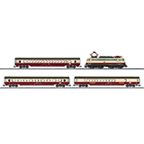 MiniTrix 11627 DB Rheingold Flugelzug Train Set