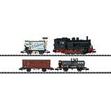 MiniTrix 11631 Freight Transport Train Set
