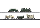 MiniTrix 11632 Bavarian Freight Transport Train Set