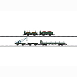 MiniTrix 15000 Bavarian Freight Car Set