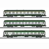 MiniTrix 15372 Orient Express Express Train Passenger Car Set