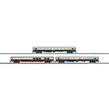 MiniTrix 15377 Historic IC 2410 Express Train Passenger Car Set