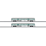 Minitrix 15393 Regional Express Add-On Car Set