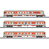 MiniTrix 15474 City Bahn Car Set