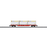 MiniTrix 15518 Container Flat Car