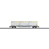 MiniTrix 15523 Container Flat Car